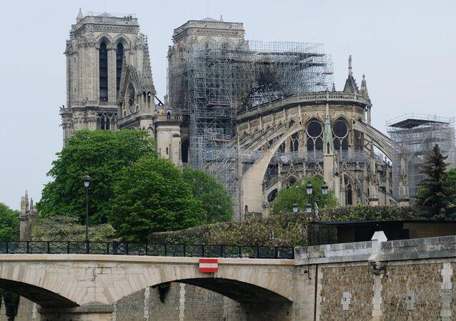 La catedral parisina de Notre Dame (archivo)