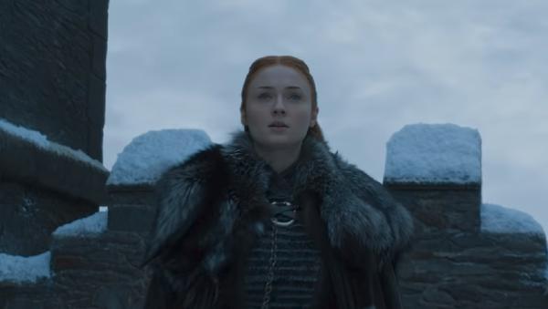 Sansa Stark - Sputnik Mundo