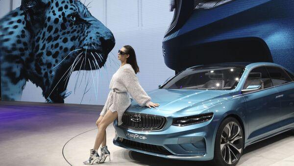 Inauguración del Salón del Automóvil de Shanghái - Sputnik Mundo