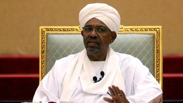 Omar Bashir, el presidente derrocado de Sudán - Sputnik Mundo