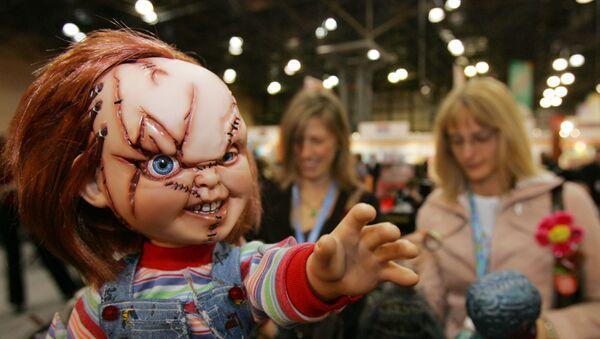 El muñeco Chucky, foto de archivo - Sputnik Mundo