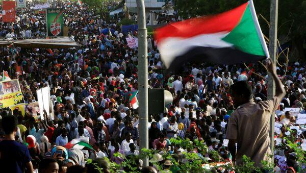 Situación en Sudán - Sputnik Mundo