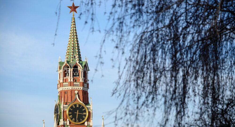 El Kremlin de Moscú