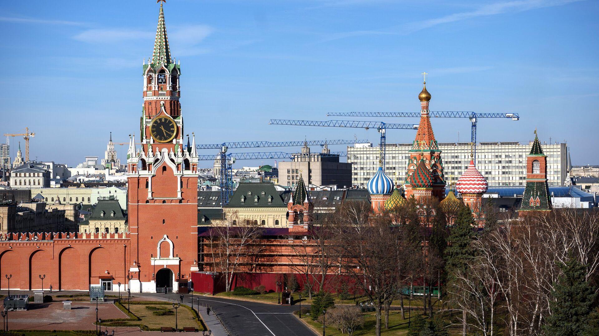 El Kremlin de Moscú - Sputnik Mundo, 1920, 02.02.2021
