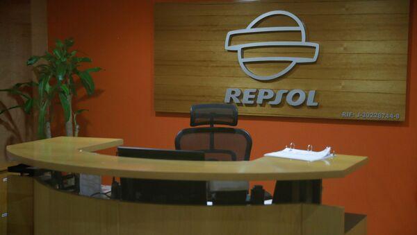 Las oficinas de Repsol en Caracas - Sputnik Mundo