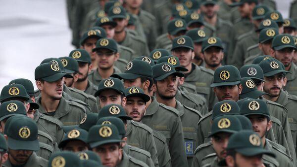 La Guardia Revolucionaria iraní - Sputnik Mundo