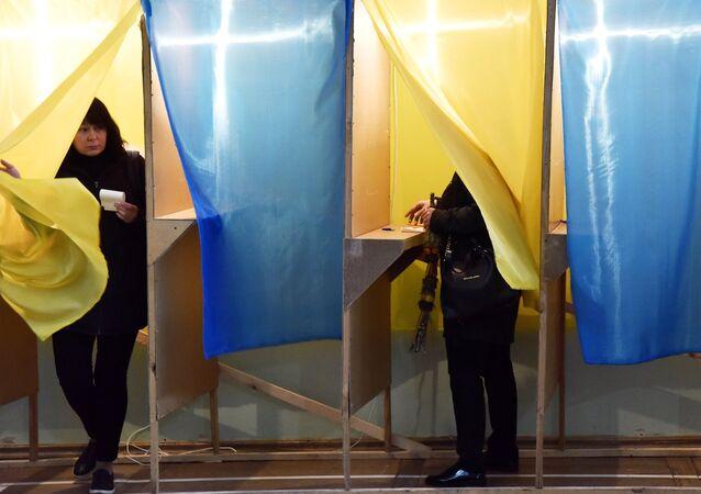 La segunda vuelta de las elecciones presidenciales en Ucrania
