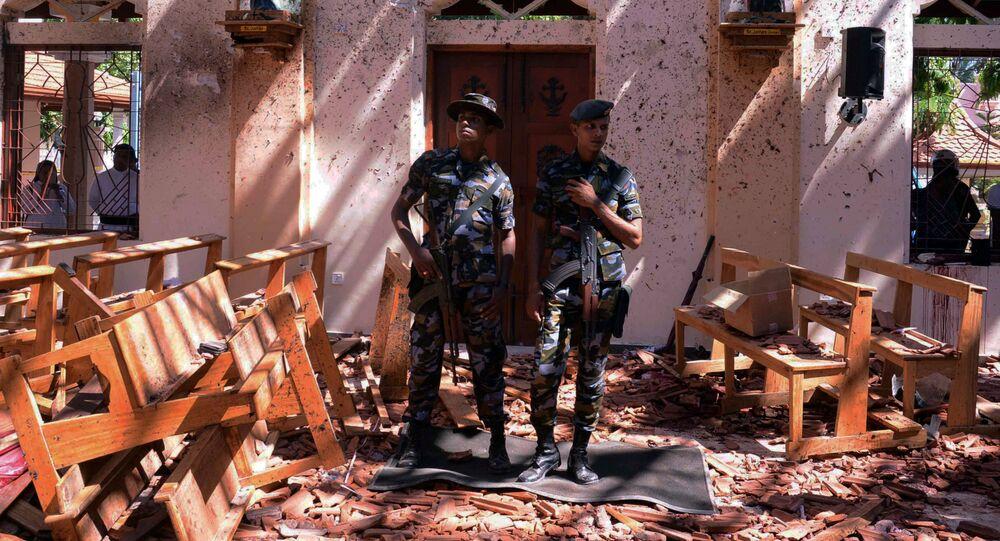 Consecuencias de los atentados en Sri Lanka