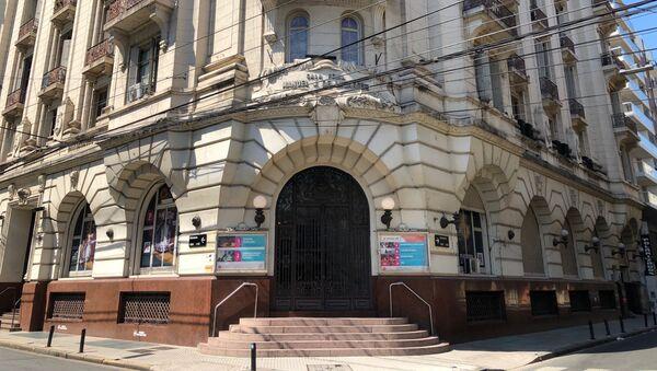 Teatro Lavardén, Rosario, Argentina - Sputnik Mundo