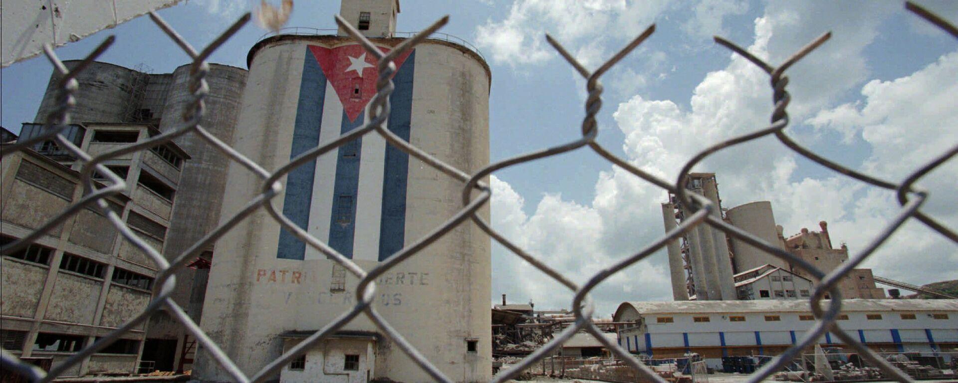 Bandera de Cuba - Sputnik Mundo, 1920, 15.07.2021
