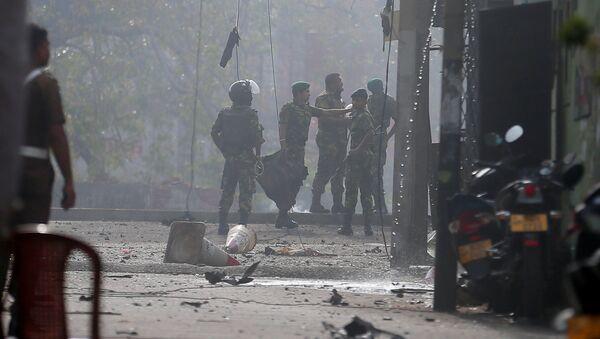 Consecuencias de los atentados en Sri Lanka - Sputnik Mundo