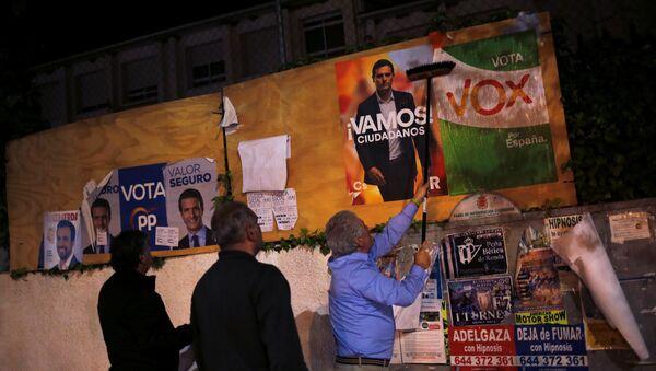Se acercan las elecciones generales en España - Sputnik Mundo