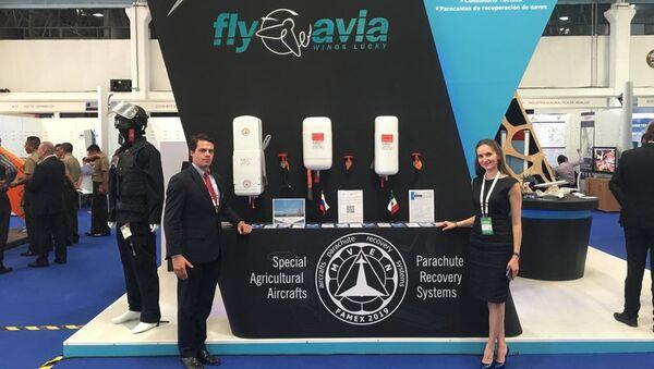 La empresa mexicana CC&A y la rusa MVEN presentan en la FAMEX 2019 sus novedades - Sputnik Mundo