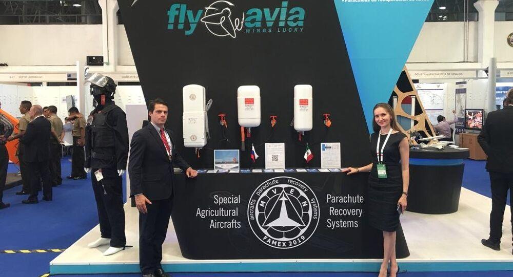 La empresa mexicana CC&A y la rusa MVEN presentan en la FAMEX 2019 sus novedades