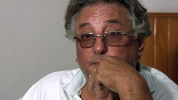 Horacio Sala, padre del futbolista Emiliano Sala - Sputnik Mundo