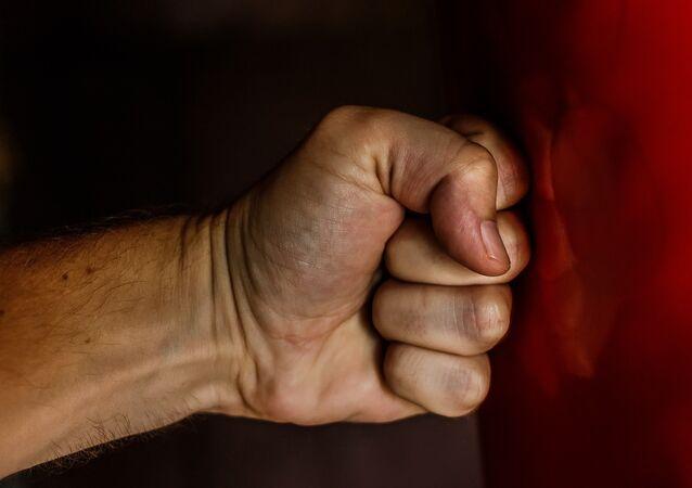 Un puño (imagen referencial)