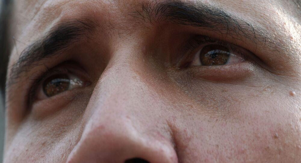 Juan Guaidó, diputado opositor de Venezuela, autproclamado presidente encargado del país