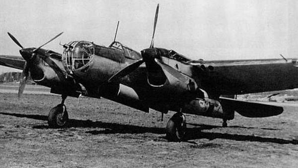 Un avión Tupolev SB (archivo) - Sputnik Mundo