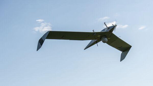 Un dron Takhion - Sputnik Mundo