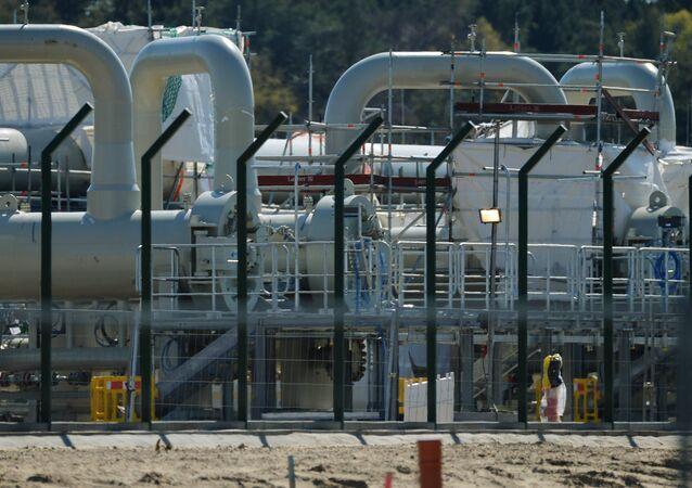 La construcción del gasoducto Nord Stream 2