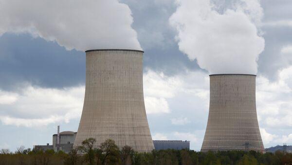Torres de refrigeración (archivo) - Sputnik Mundo