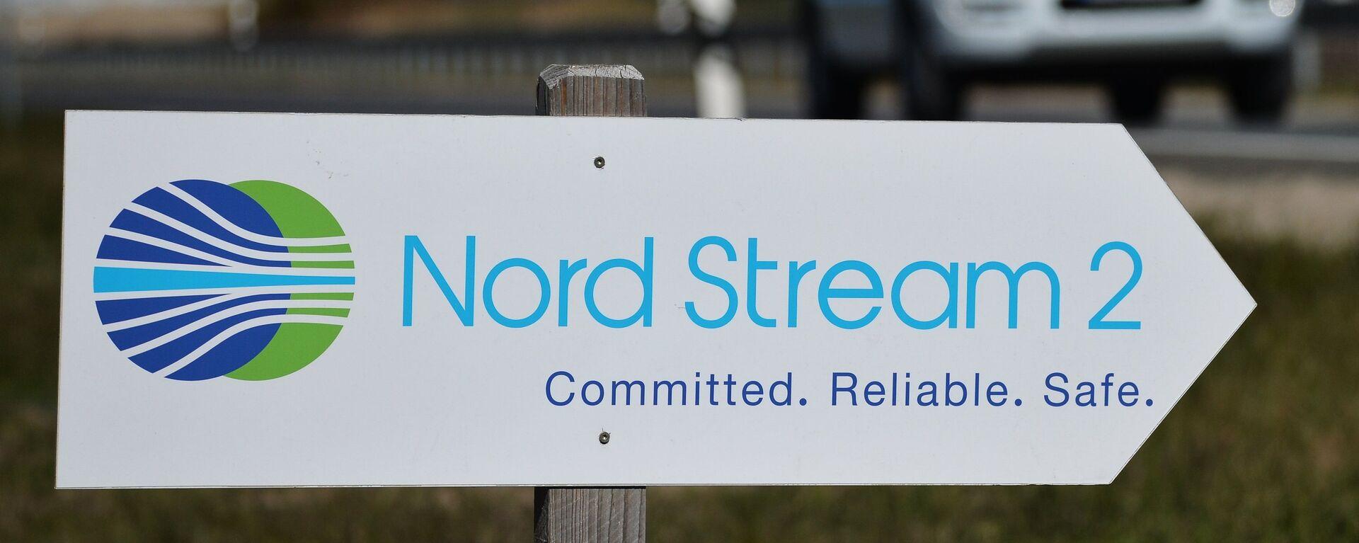 La construcción del gasoducto Nord Stream 2 en Alemania - Sputnik Mundo, 1920, 29.07.2021