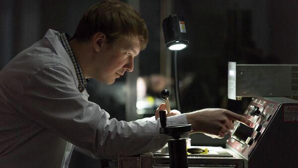 Cientificos rusos crean materiales que ahorran energía - Sputnik Mundo