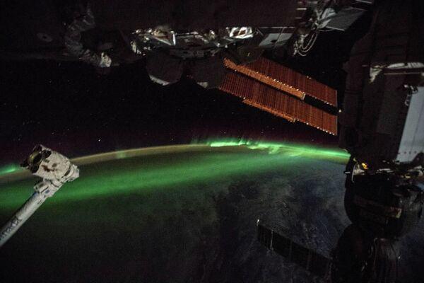 Las más impresionantes imágenes espaciales de abril - Sputnik Mundo