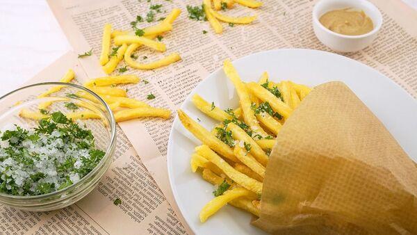 Patatas fritas - Sputnik Mundo