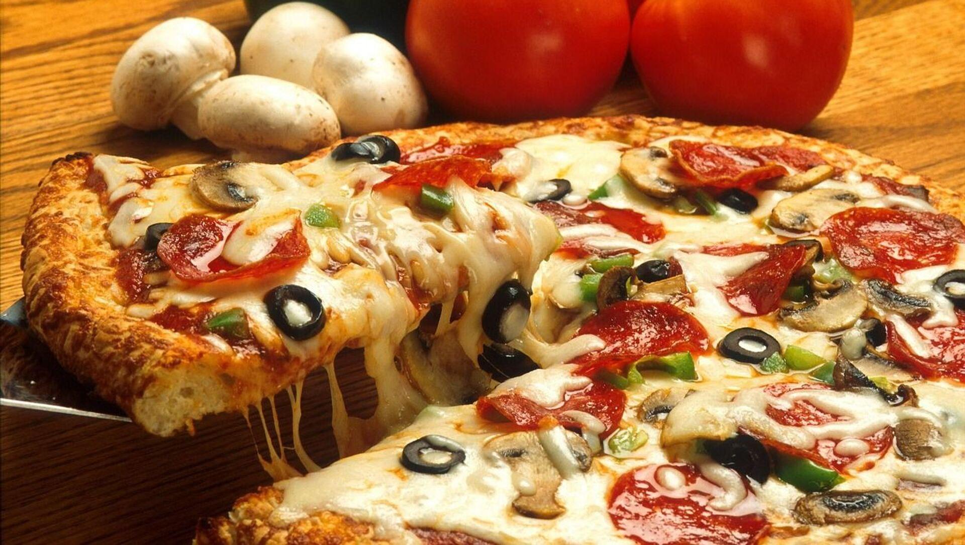 Pizza - Sputnik Mundo, 1920, 07.11.2020