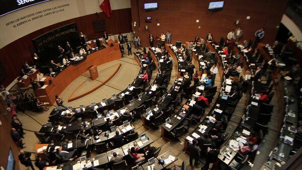 Senado de la República Mexicana - Sputnik Mundo