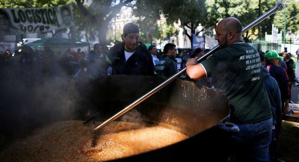 Situación en Buenos Aires en el Día del Trabajador