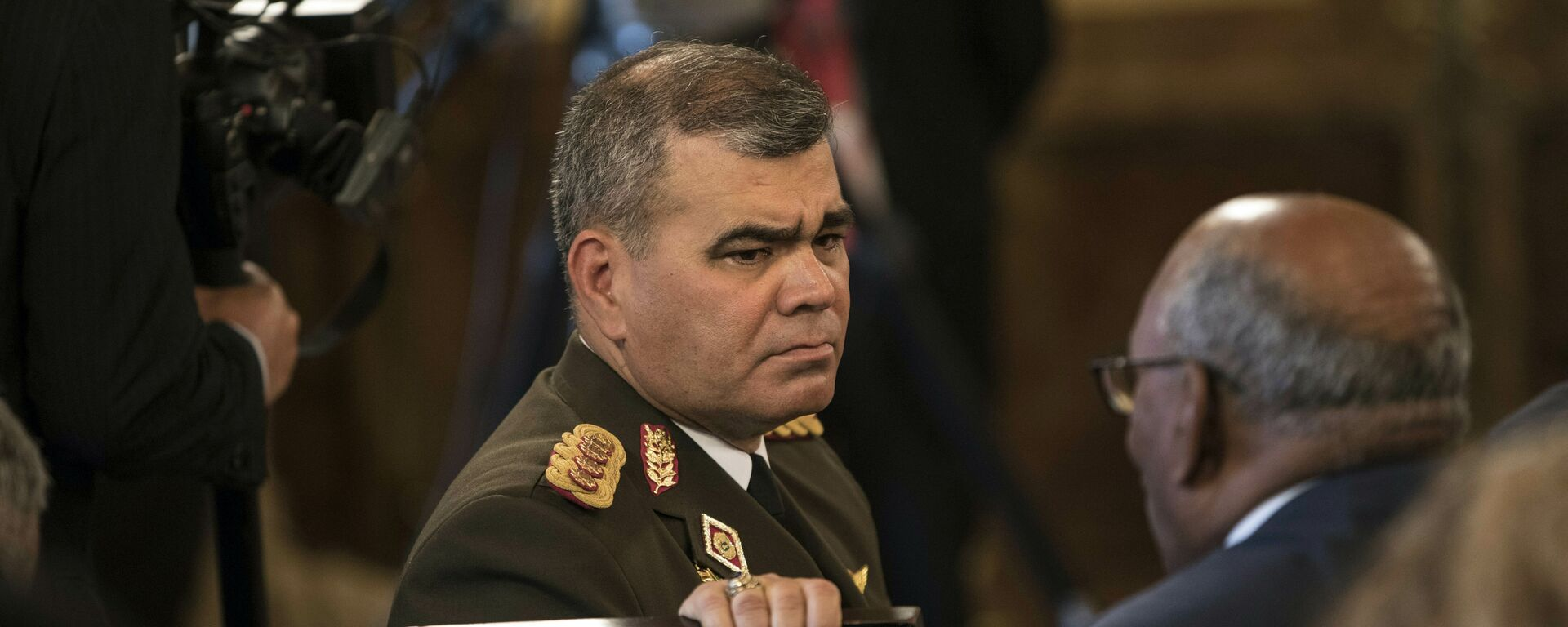Vladimir Padrino López, ministro de Defensa de Venezuela (archivo) - Sputnik Mundo, 1920, 06.05.2021