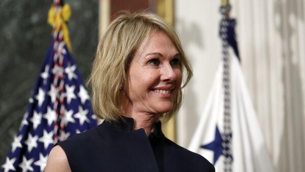 Kelly Craft, nueva embajadora de EEUU ante la ONU - Sputnik Mundo