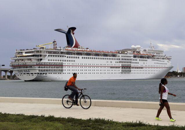 Carnival Cruise Line, primera compañía en ser demandad por la ley Helms-Burton