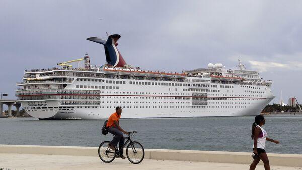 Carnival Cruise Line, primera compañía en ser demandad por la ley Helms-Burton - Sputnik Mundo