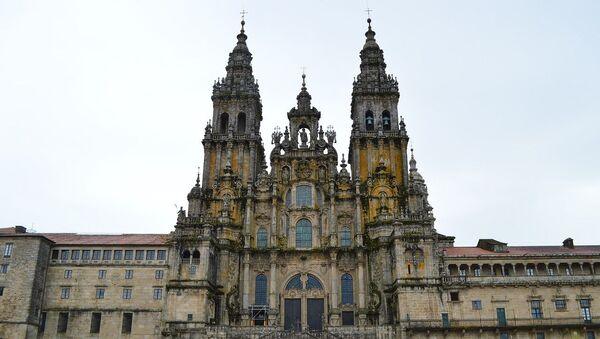 Catedral de Santiago de Compostela - Sputnik Mundo