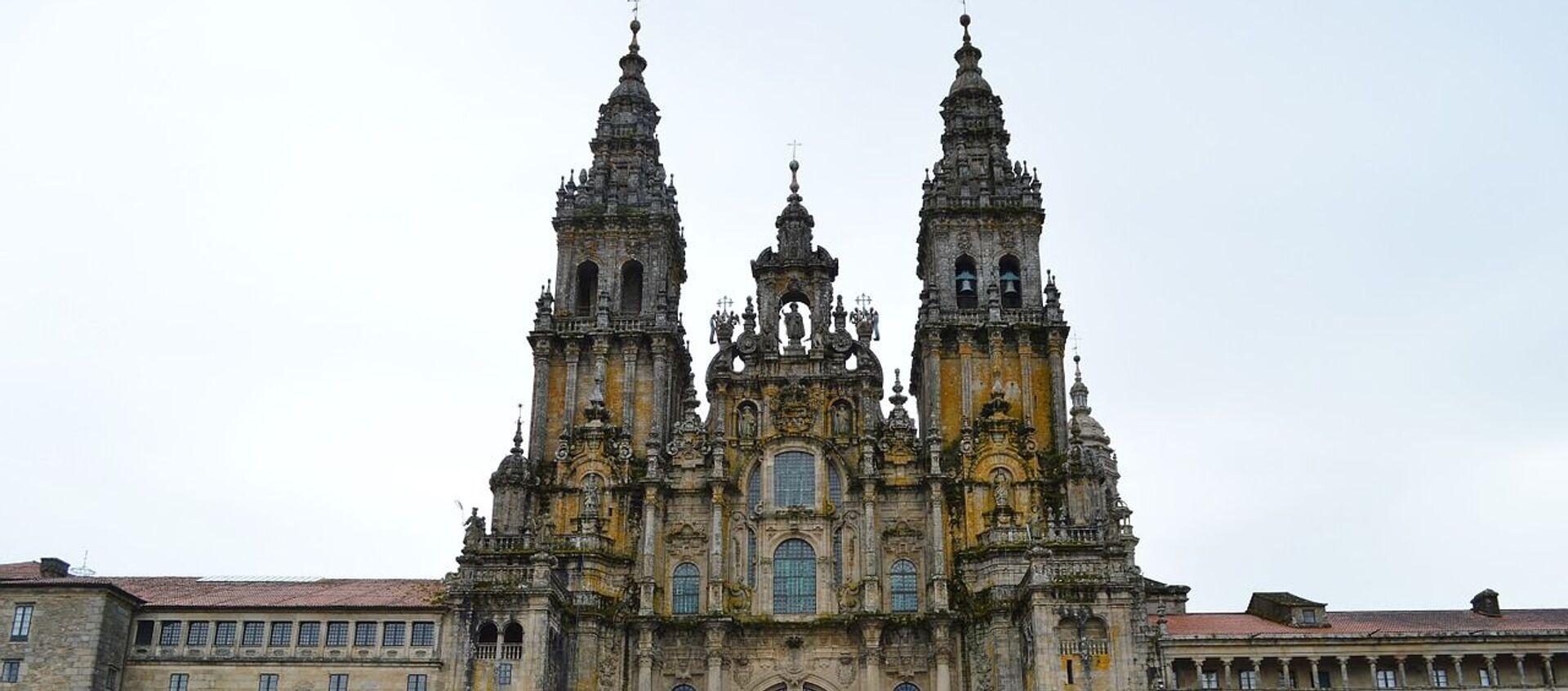 Catedral de Santiago de Compostela - Sputnik Mundo, 1920, 31.12.2020