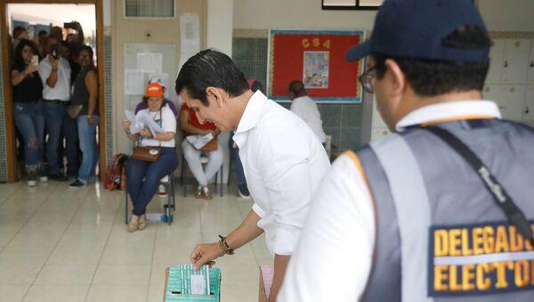 Rómulo Roux, candidato presidencial panameño - Sputnik Mundo