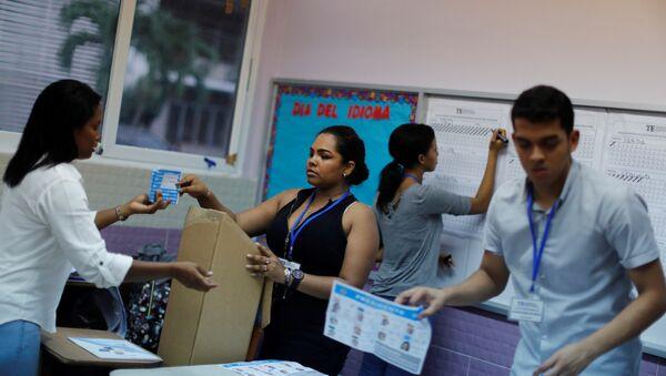 Elecciones generales en Panamá - Sputnik Mundo