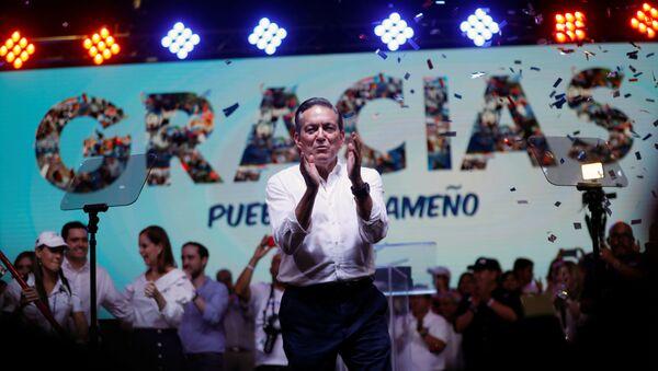 Laurentino 'Nito' Cortizo, ganador de elecciones presidenciales en Panamá - Sputnik Mundo