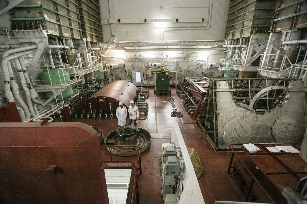 Akademik Lomonosov: así es la primera central nuclear flotante de Rusia