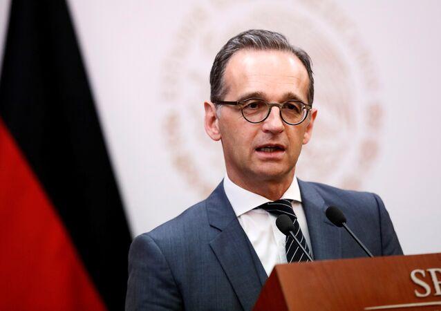 Heiko Maas, ministro de Exteriores de Alemania