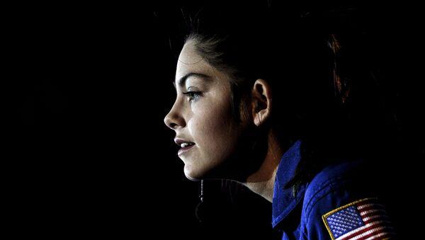 Alyssa Carson, conocida como 'Blueberry' - Sputnik Mundo