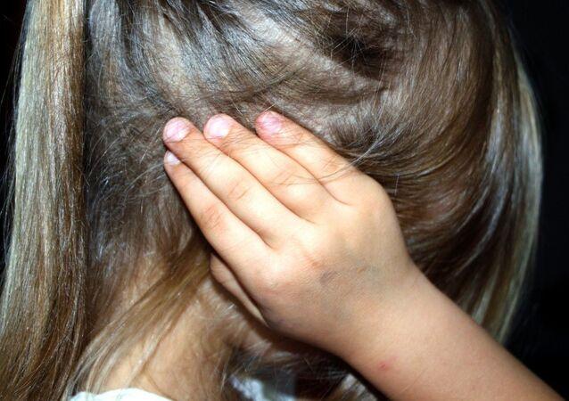 Una representación de víctima de la violencia (imagen referencial)