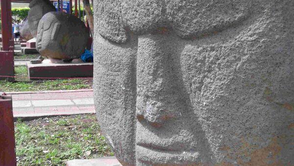 Esculturas precolombinas Los Barrigones - Sputnik Mundo