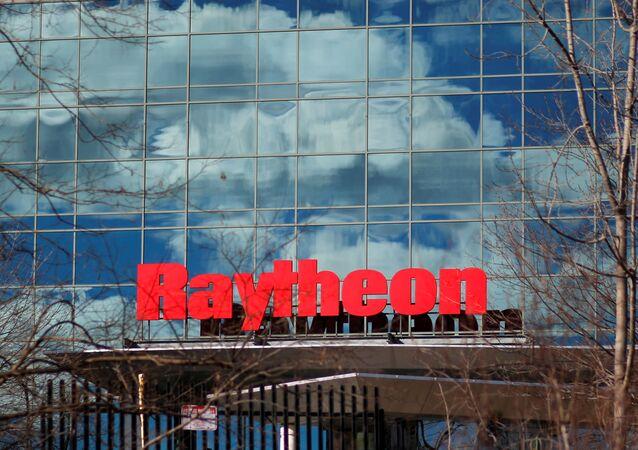 Logo de Raytheon