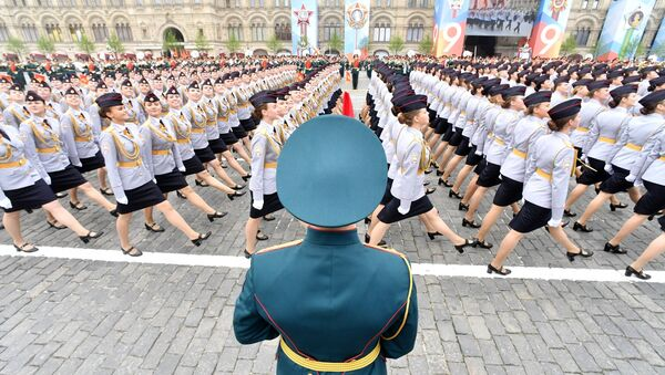 Desfile de la Victoria 2019 - Sputnik Mundo