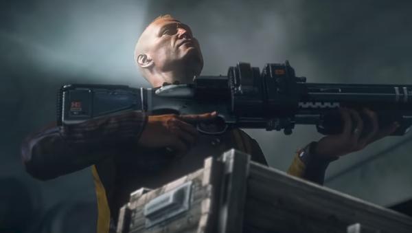 B.J. Blazkowicz, protagonista del juego Wolfenstein: The New Order - Sputnik Mundo