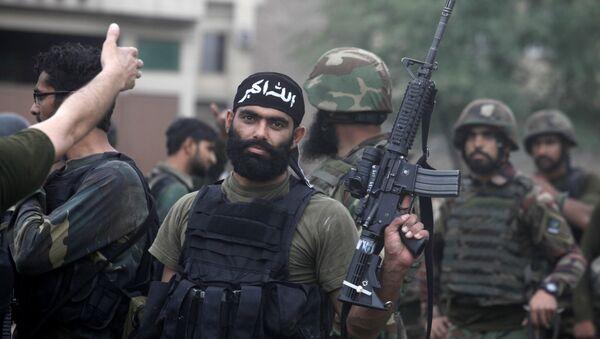 Militares de Pakistán (imagen referencial) - Sputnik Mundo